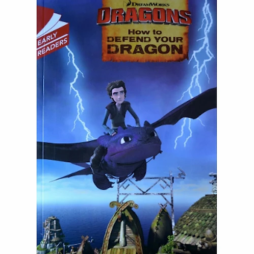 Early Readers - How to Defend Your Dragon
