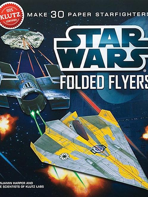 Star Wars - Folded Flyers