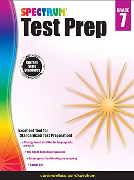 Spectrum - Test Prep (Grade 7)