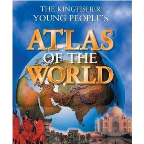 The Kingfisher Young People's Atlas of the World