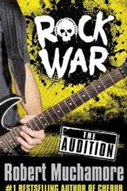 """Rock War """"The Audition"""""""