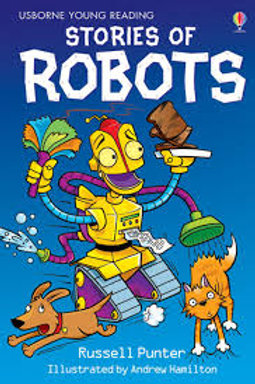 Usborne Young Reading - Stories of Robots