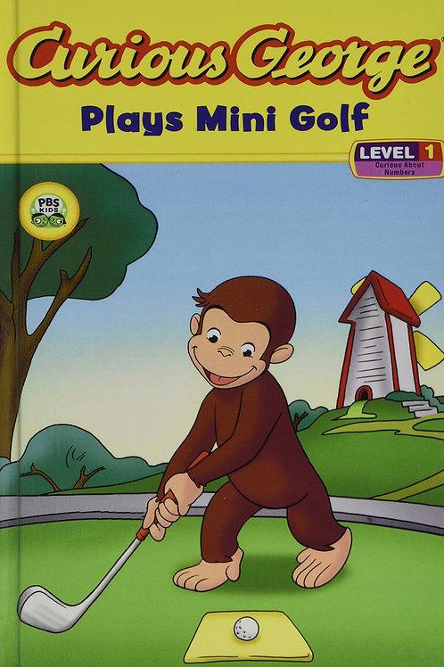"Curious George ""Plays Mini Golf"""