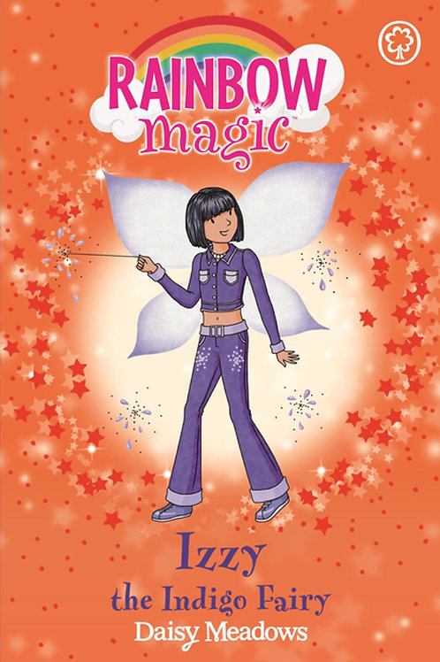 "Rainbow Magic ""Izzy the Indigo Fairy"""