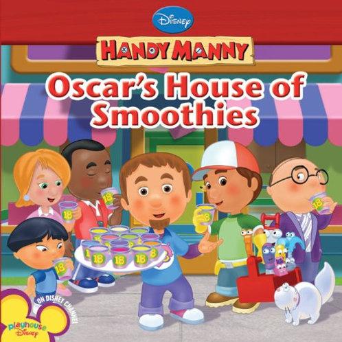 "Handy Manny - ""Oscar's House of Smoothies"""