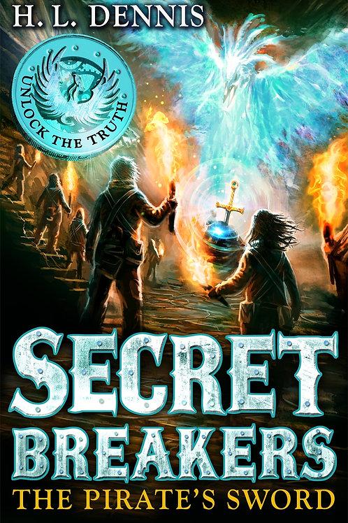 "Secret Breakers ""The Pirate's Sword"""