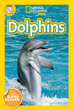 National Geographic Kids (Level 2) - Dolphins