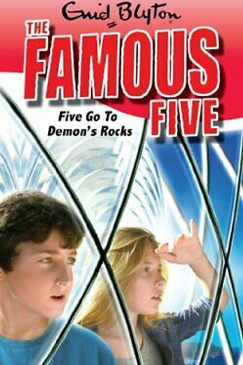 "The Famous Five ""Five Go to Demon's Rocks"""