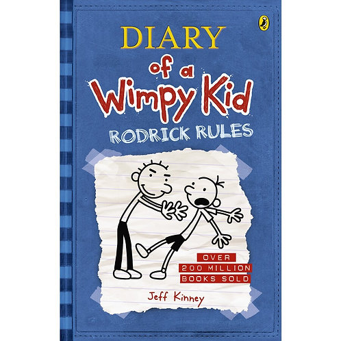 """Diary of a Wimpy Kid """"Rodrick Rules"""""""