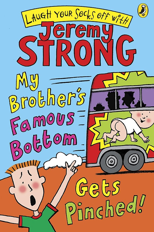 Jeremy Strong - My brother's Famous Bottom Gets Pinched