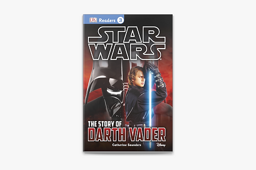 "DK Readers 3 - Star Wars ""The Story of Darth Vader"""