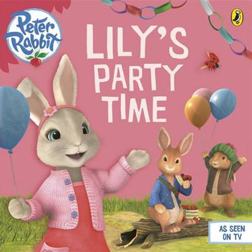 Lily's Party Time