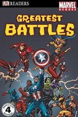 "Marvel Heroes ""Greatest Battles"""