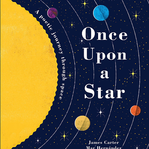 Once Upon A Star - Poetic Journey through Space