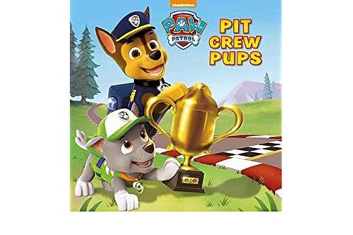 Paw Patrol - Pit Crew Pups