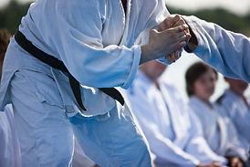 Jujitsu Ar Livre
