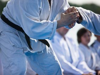 Jujitsu Outdoors
