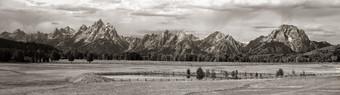 Teton / Mt. Moran