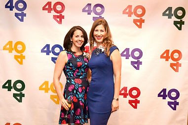 Lindsey Goldstein at the 2016 Top 40 Under 40 Awards
