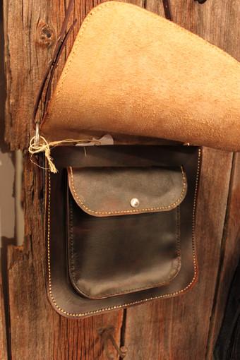 Small Brown Shoulder Bag