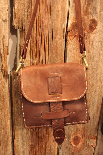 Over-shoulder bag; Unisex