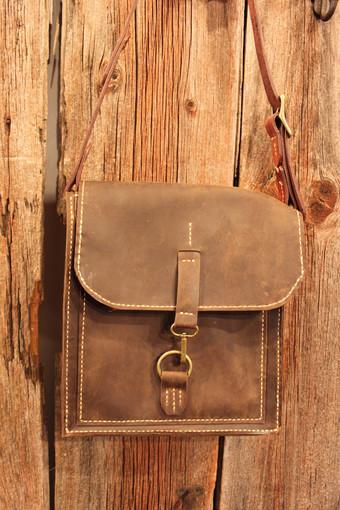Chocolate Pull-up Bag