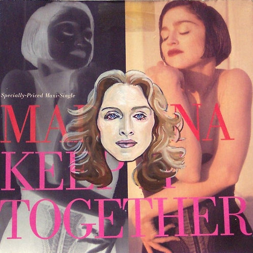 Madonna Album Icon