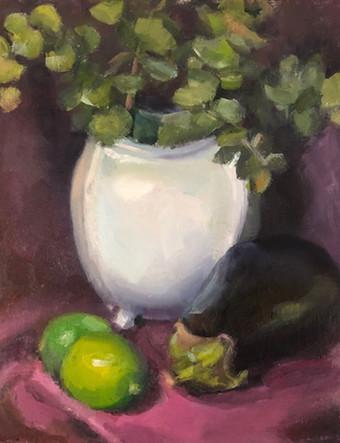 Eggplant and Limes.jpg