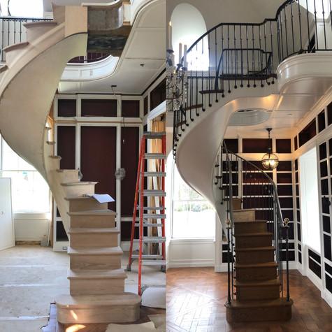 Luxury Estate Interior Naples