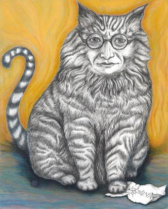 Schroedenger's Reincarnated as a Cat