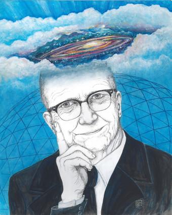 Bucky Fuller Belongs to the Universe