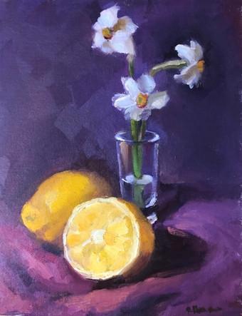 Daffodils and Lemons