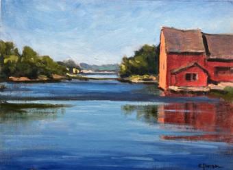 Rye Tide Mill