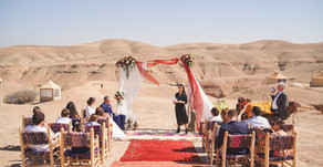 Se marier dans le désert : une expérience unique