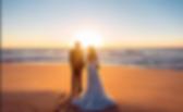 organisation de mariages à l'étranger, secret wed, mariage intime, mariage sur la plage