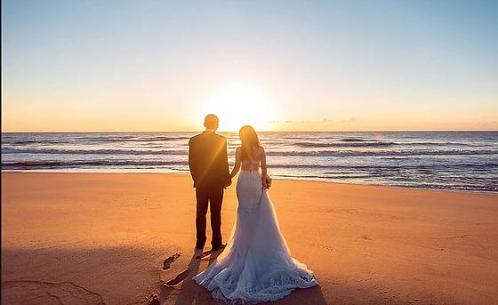 Mariage intime à l'etranger