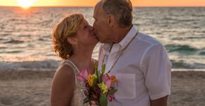 La cerise sur le gâteau et les années de mariage: les anniversaires