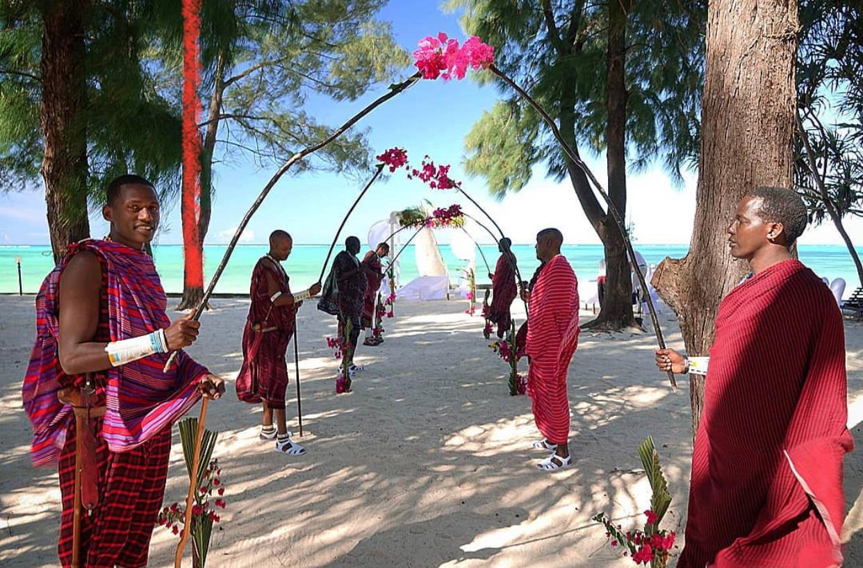 mariage à zanzibar