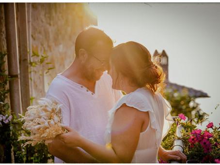 Elopement en Italie : une escapade romantique