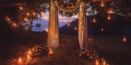 cérémonie de nuit bali