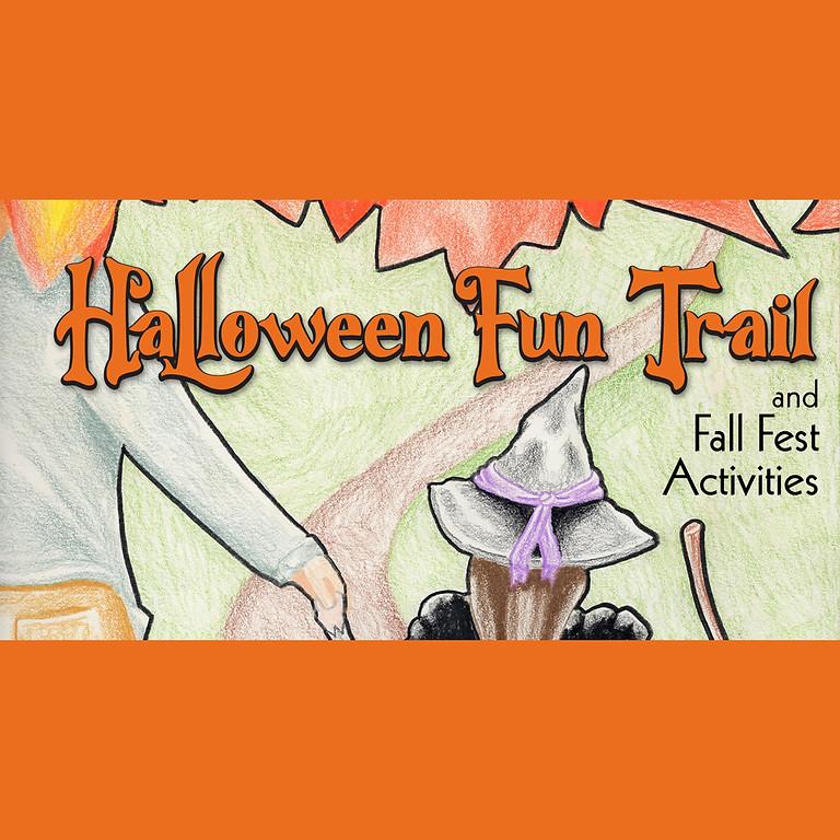 Halloween Family Fun Trail