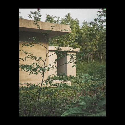 concrete hideaway