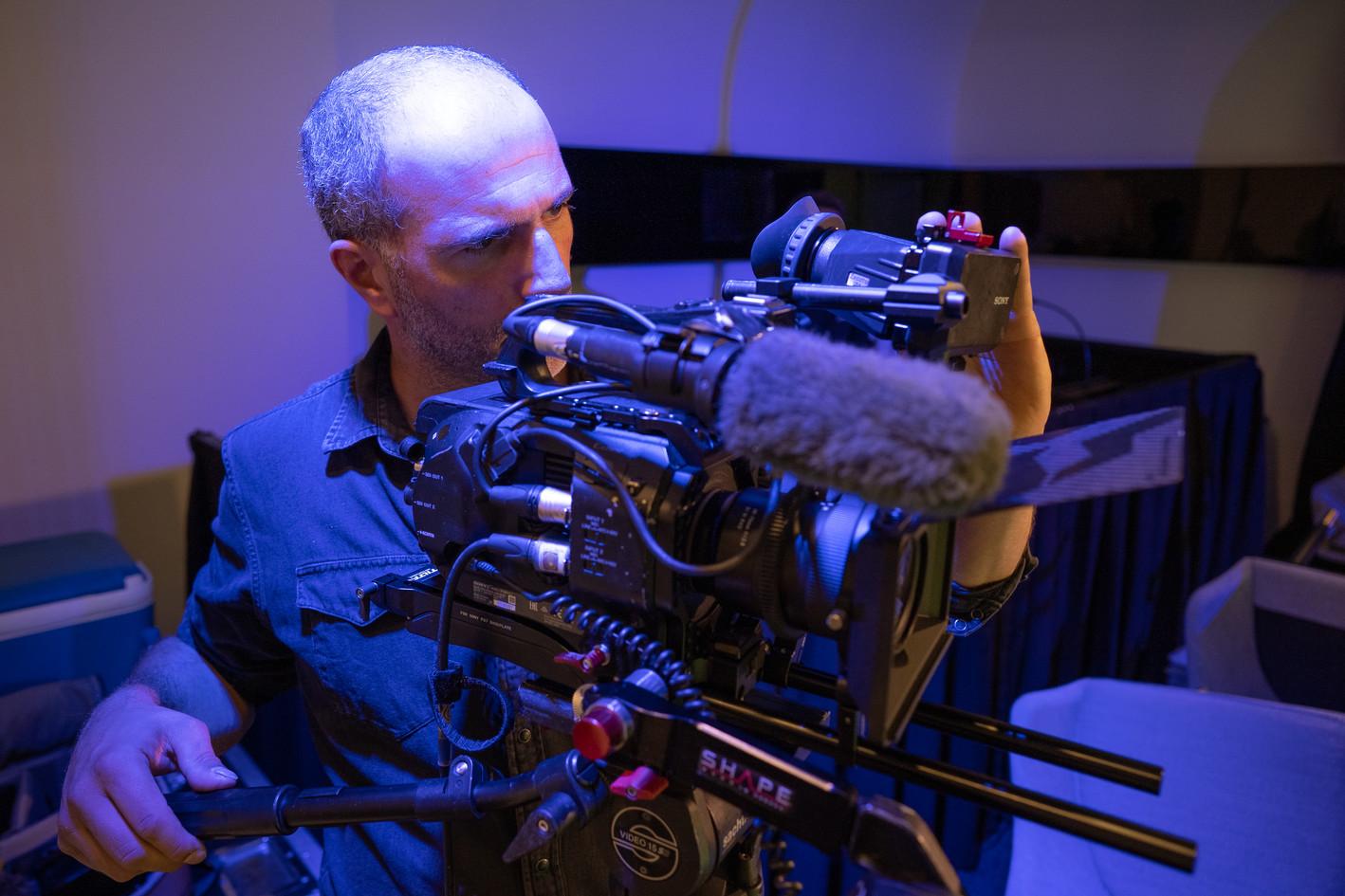 Skyline Studios Cameraman