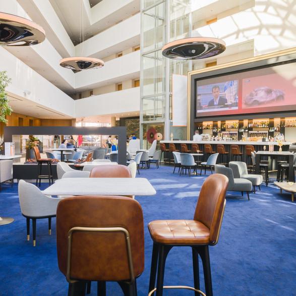 Lobby Marriott Ghent