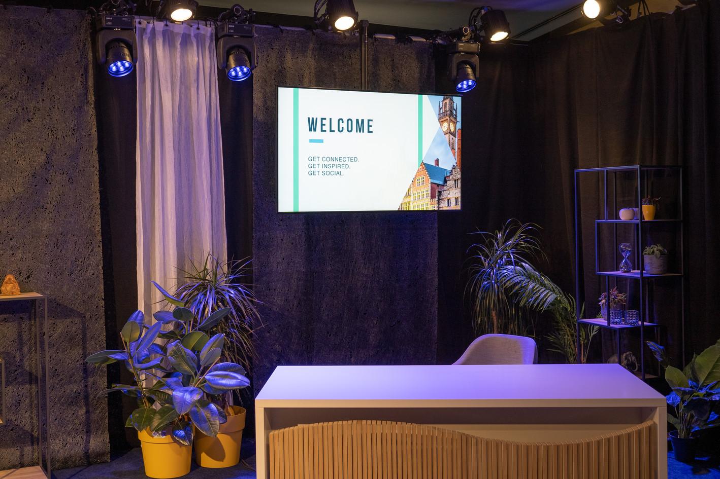 Skyline Studios Desk