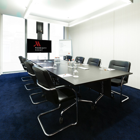 Marriott Ghent meetingroom