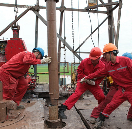 How SINOPEC Tracks Drill Pipes In Oilfields