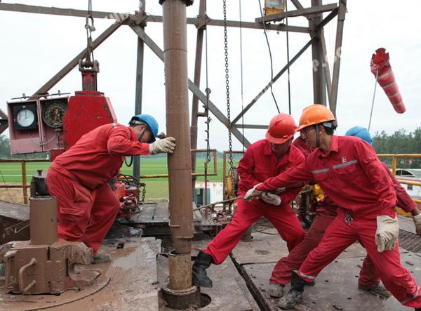 Sinopec's Shengli oilfield