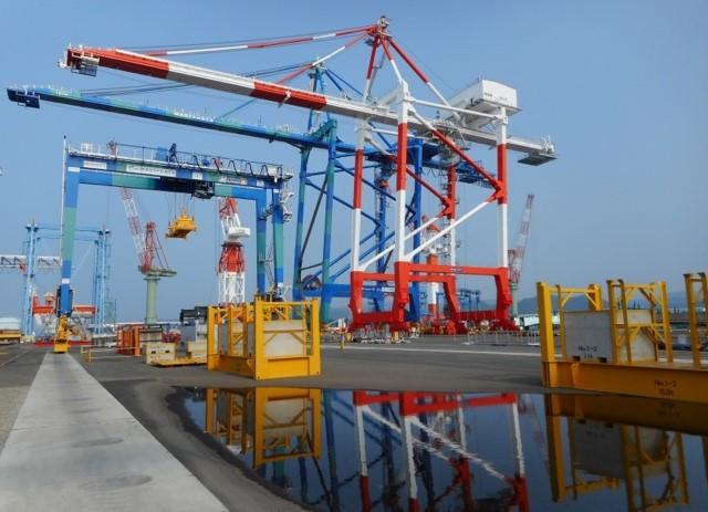 Mitsui Engineering & Shipbuilding Oita Works