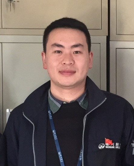 Mr. Duo Warehouse Manager at Sichuan Airlines